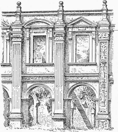 Chapter Xiii Architecture Of The Renaissance In England
