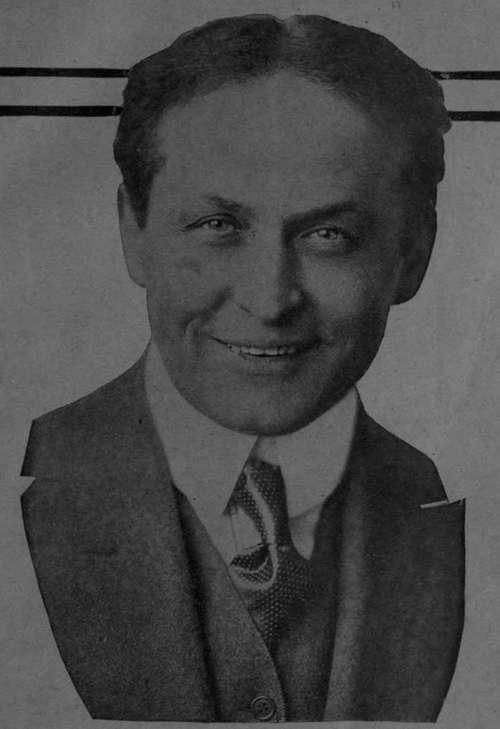 Harry Houdini Biography
