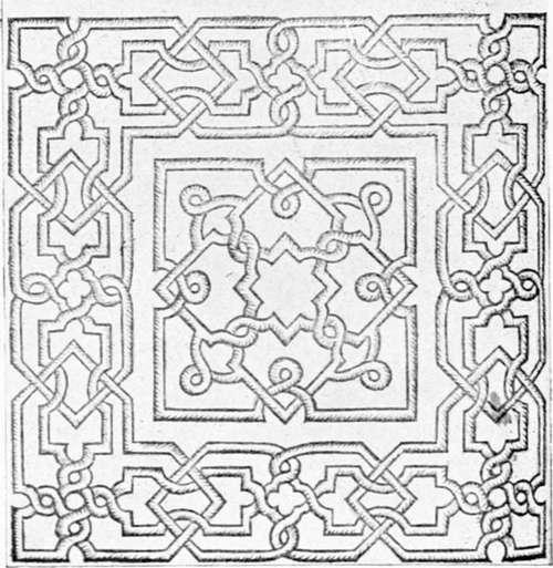 Early tudor gardens part 2 for Tudor knot garden designs