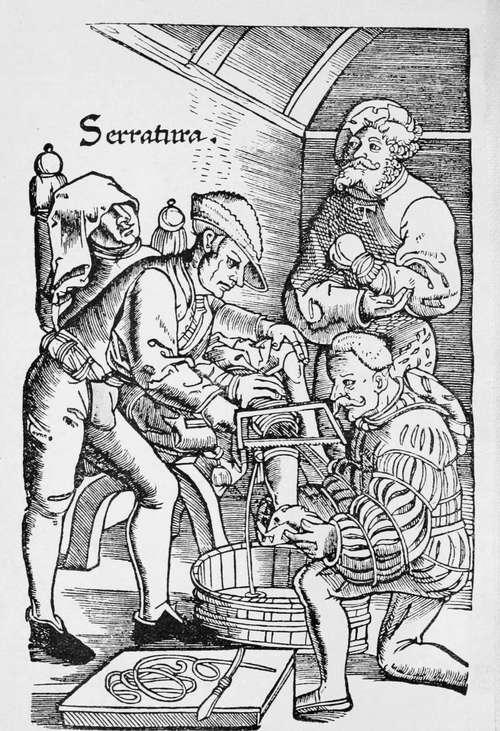 surgery in the renaissance essay